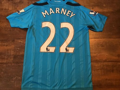 2009 2010 Hull City Marney  Away Football Shirt Medium